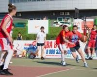 В Уфе проходит Кубок вызова по уличному баскетболу