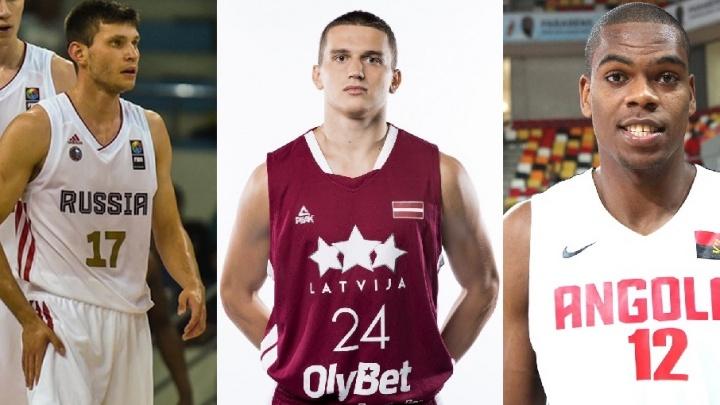 Россия, Латвия, Ангола: три баскетболиста пермского клуба «Парма» вызваны в сборные своих стран