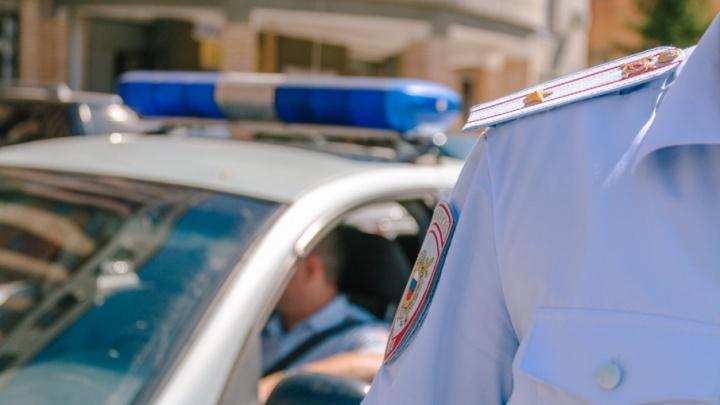 В Самаре мигрант сбил полицейского во время погони