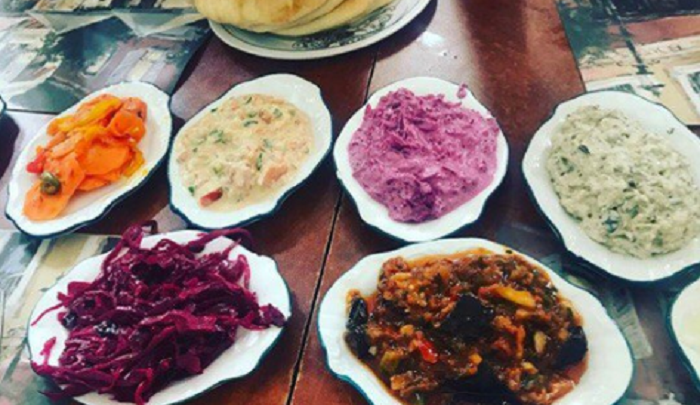 Росстат: в Ярославле подешевела тарелка оливье