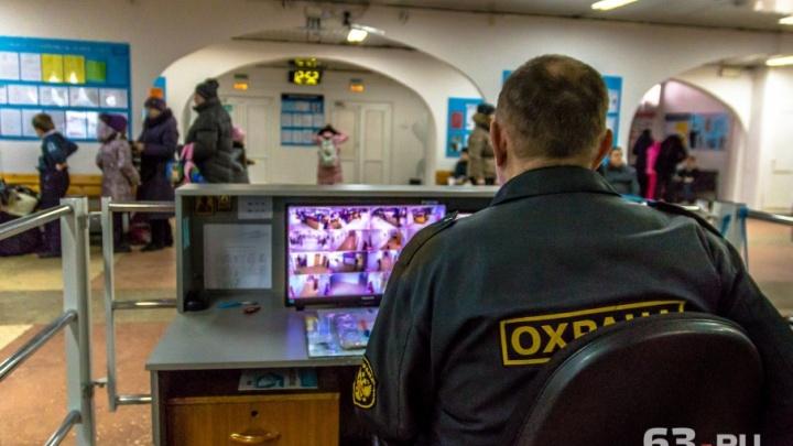 Прокуратура: в Самаре школу охраняли чоповцы без лицензии