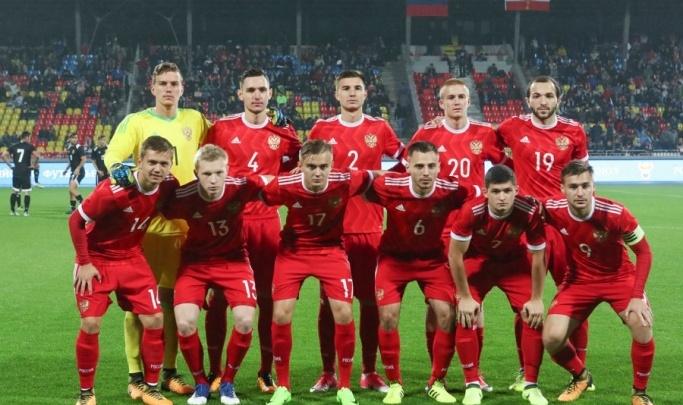 Тюменский футболист помог молодежной сборной России одержать первую победу на пути к Евро-2019