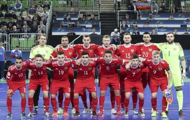 Тюменские игроки в составе сборной России по мини-футболу завоевали бронзовые медали чемпионата Европы