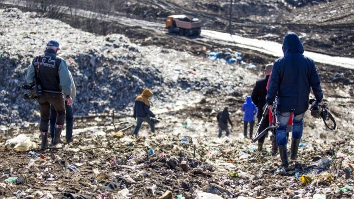 Петицию против московского мусора подписали более 55 тысяч человек