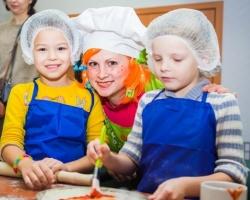 В «Планете боулинг» прошел детский кулинариум