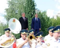 В Перми отмечают сразу два праздника – День России и День города