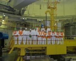 На РоАЭС завершена загрузка ядерного топлива в реактор энергоблока №3