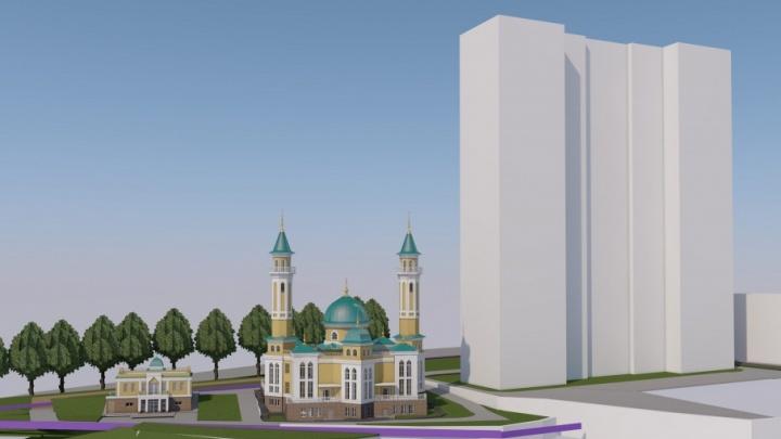 «Первый камень заложили еще при Трутневе»: в Перми построят мечеть после нескольких лет обсуждения