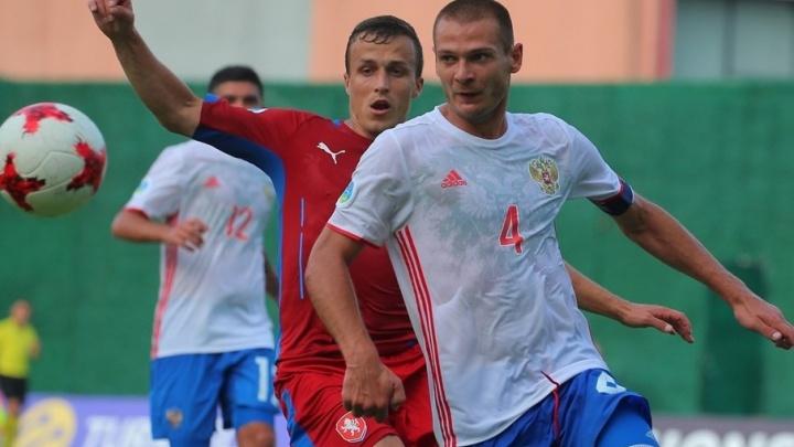 Ростовские футболисты-любители взяли бронзу на Кубке регионов УЕФА