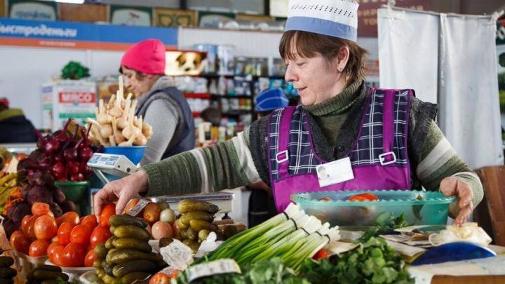 В Волгограде собираются расширять Ворошиловский рынок