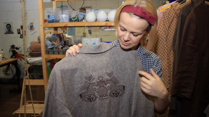 Оказаться на улице или шить: как многодетная мама из Архангельска преуспела в дизайнерском бизнесе