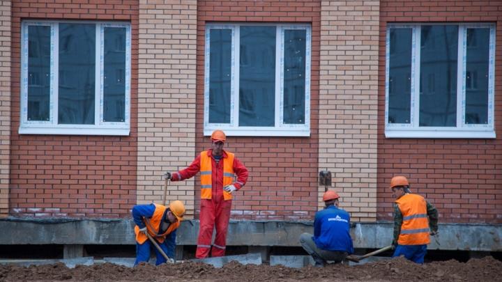 Жители Поморья стали строить меньше домов