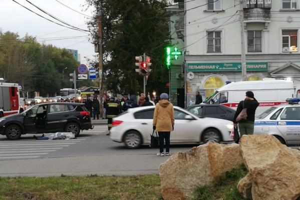 Больше в аварии никто не пострадал