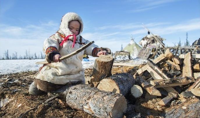 Прожил три дня в чуме с семьей оленевода: тюменский фотограф победил в конкурсе «Я живу в России»