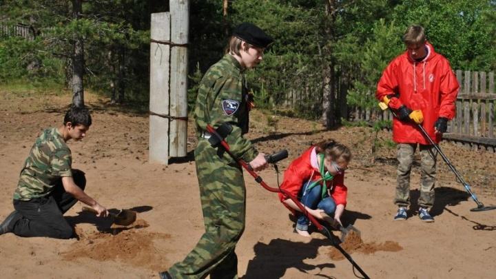 В Архангельске откроют сезон поиска останков непогребенных солдат