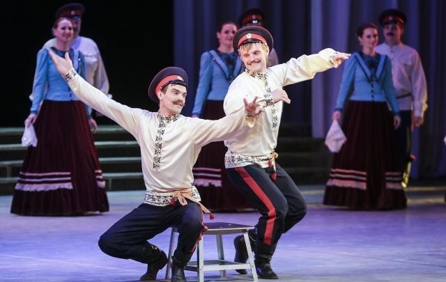 Голубев поручил выделить 9 млн рублей ансамблю донских казаков для выступления в Кремле