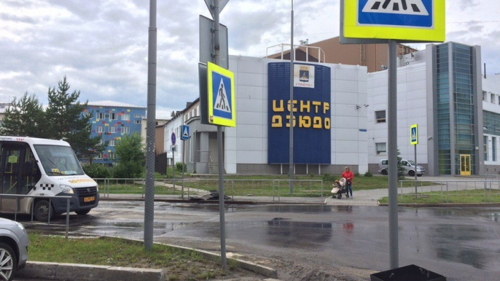 Нерегулируемые переходы у центра «Тюмень-Дзюдо» оборудуют в соответствии с ГОСТом