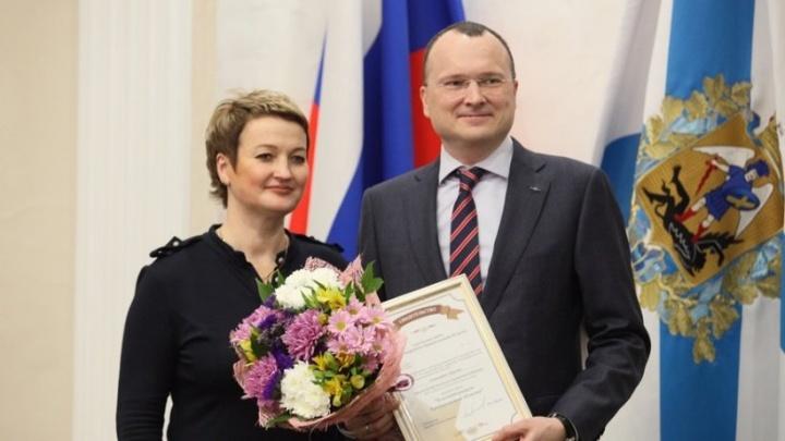 АЦБК удостоили звания «Благотворитель Архангельской области»