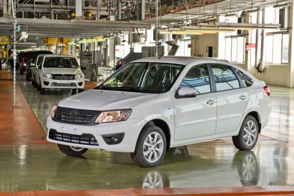 Продажи Lada Granta Liftback во время переноса производства не приостанавливались