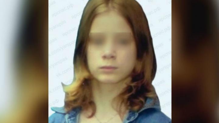 Полицейские нашли пропавшую 13-летнюю девочку в магазине