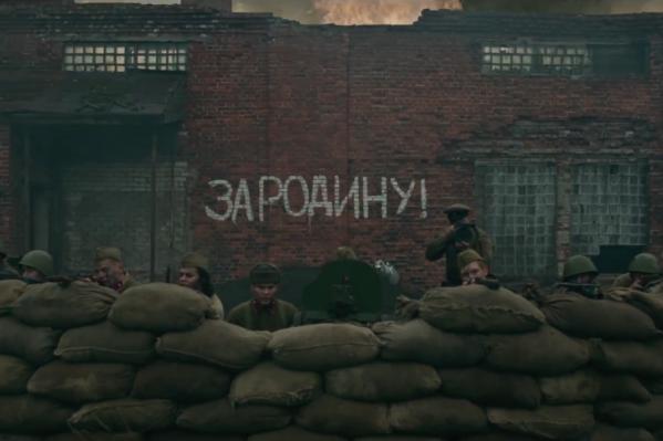 Сцены городского боя снимали на территории пивзавода в Архангельске