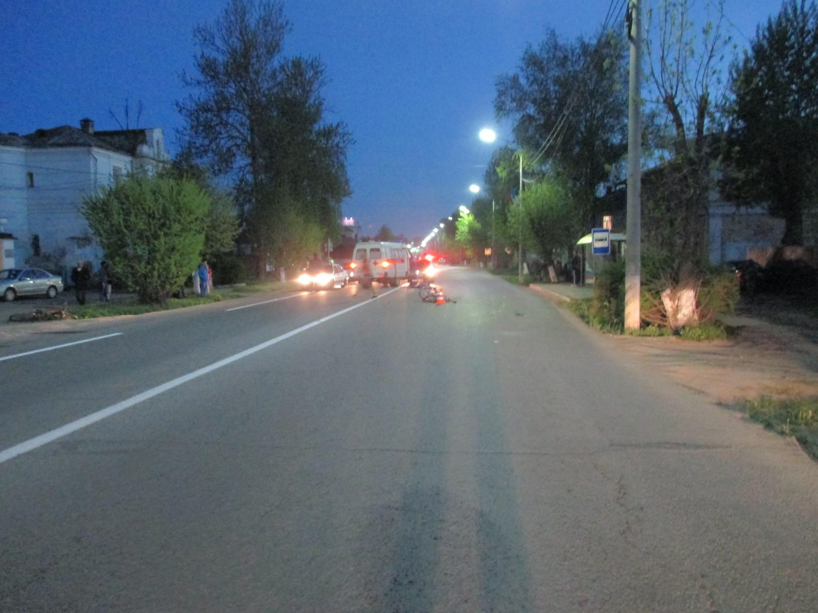 Смертельная авария в Переславле-Залесском