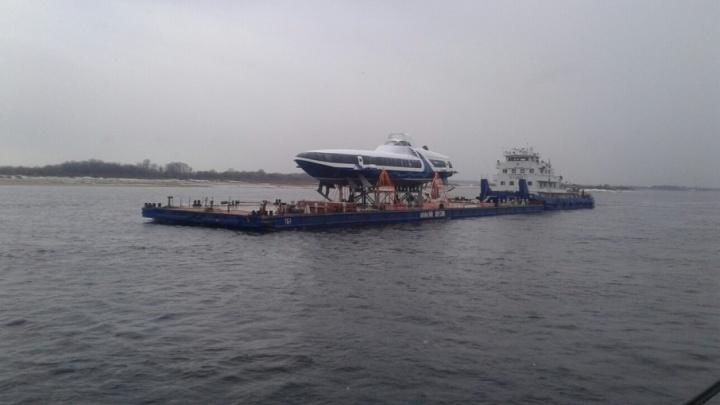 Ярославцы отследили путешествие рыбинской «Кометы» в Крым