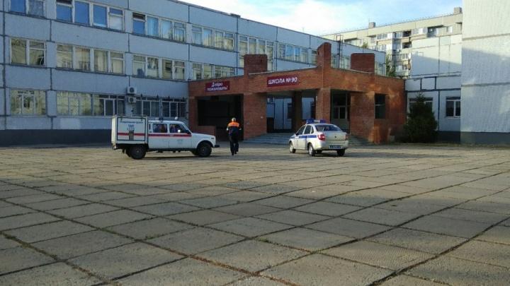 В полицию Тольятти сообщили о заминировании как минимум четырех школ
