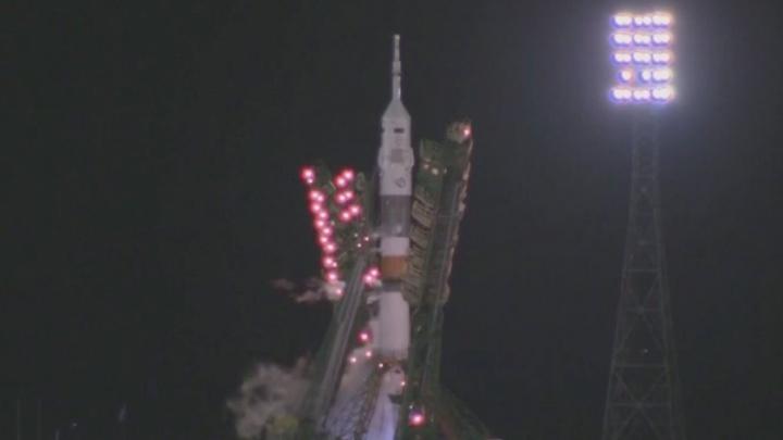 «Настроение праздничное!»: самарская ракета-носитель вывела на орбиту пилотируемый корабль