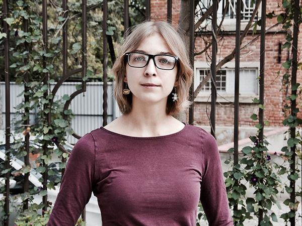 Ася Казанцева//фото: Анастасия Андерс