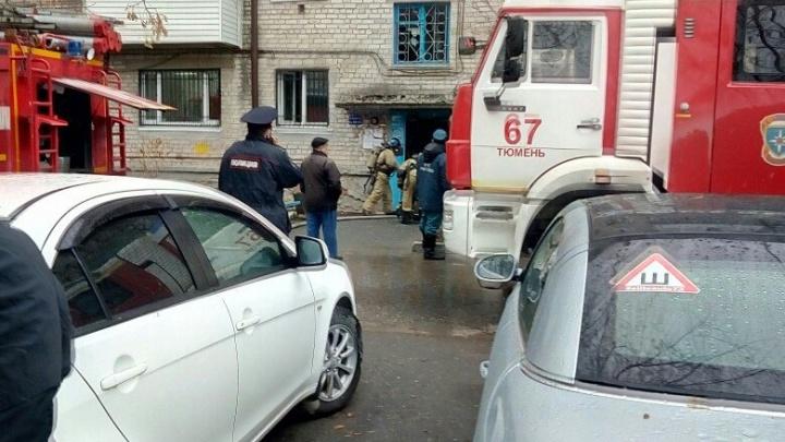 Из-за утреннего пожара в Тарманах из дома эвакуировали 15 человек