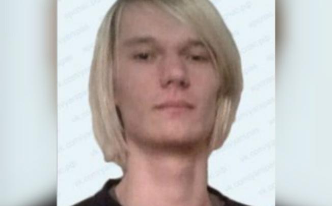 Пропавшего 17-летнего блондина нашли на улице