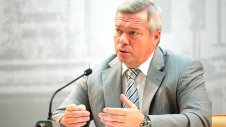 Василий Голубев вошел в двадцатку эффективных губернаторов страны