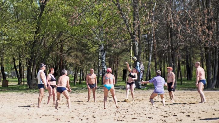 В Ярославль придет 30-градусная жара