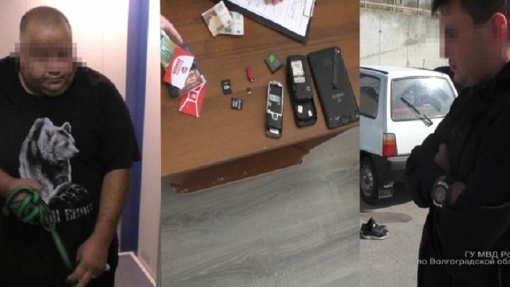 В Волгограде задержали отца и сына, зарабатывавших на телефонных мошенничествах