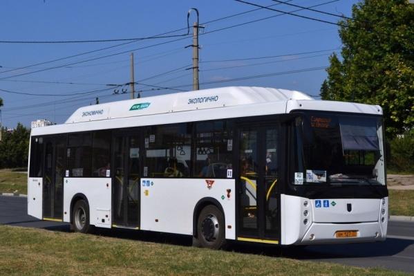 Новые автобусы обещают доставить в Ростов в апреле 2018 года