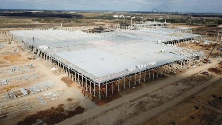 В России строят первый полноценный завод по производству китайских автомобилей