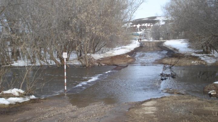 Олег Бойко: уровень воды в Волге у Самары может подняться до 32 метров