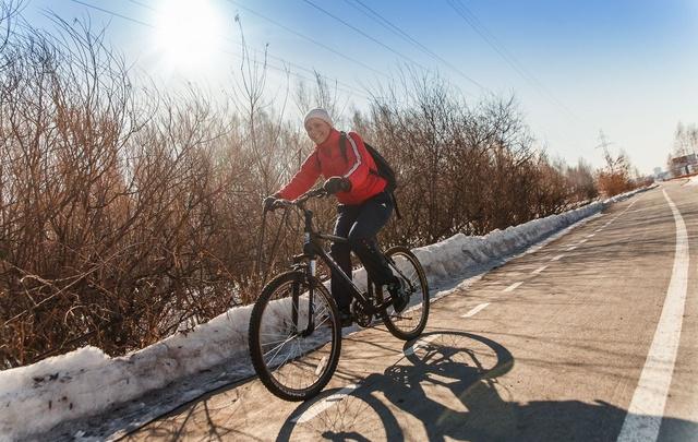 Новые велодорожки появятся в 2017 году на трех тюменских улицах