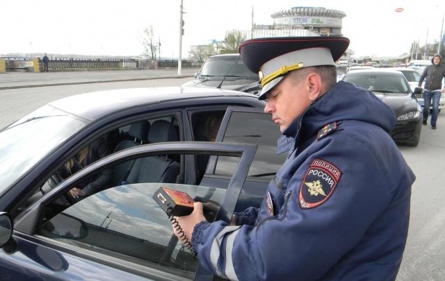 В Волгограде вновь будут бороться с тонированными автомобилями