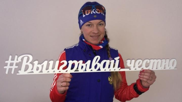 Светлана Николаева завоевала две медали на Кубке России по лыжным гонкам