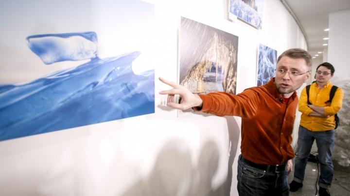 Фотограф Илья Бесхлебный показал ярославцам магию Байкала