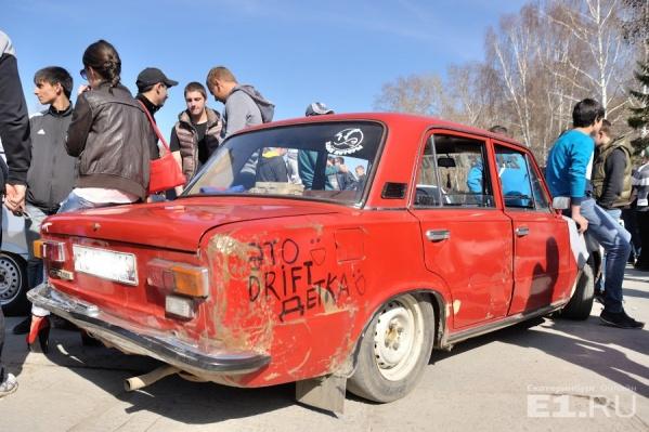 В Екатеринбурге машины значительно дешевле, чем в среднем по стране.
