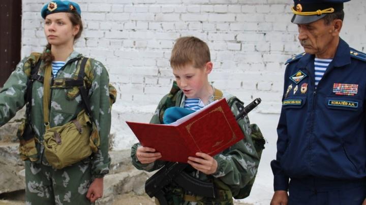 В Мирном подростков к армии будут готовить в новом зональном центре