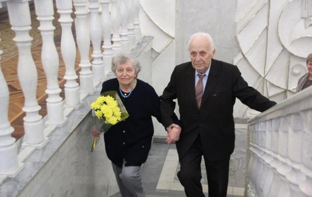 60 лет вместе: в Ярославле поздравили самые крепкие семейные пары