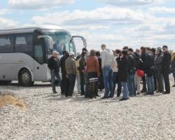 Выбрать земельный участок тюменцы смогут во время экскурсии