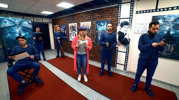 Волгоградские школьники получат возможность снять собственное 3D-кино