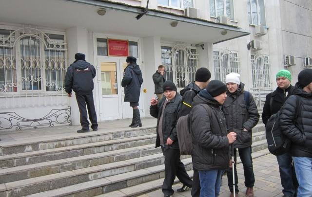 В Самаре суд определился с наказанием для двух участников митинга Навального