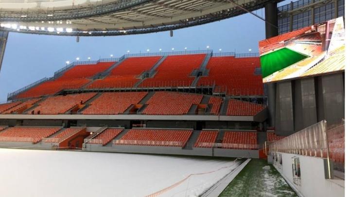 Строители объяснили, почему Центральный стадион подорожал на четверть миллиарда