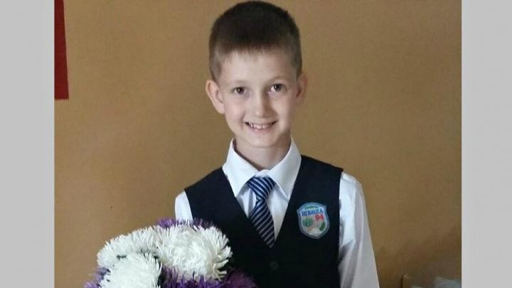 Тюменского пятиклассника, который пропал сегодня днём, удалось найти